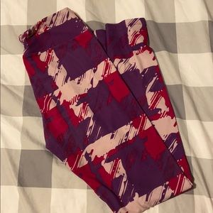 Lularoe leggings with hidden unicorn